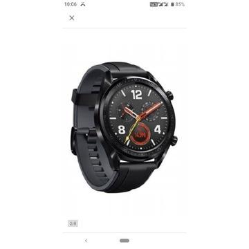 Zegarek Huawei GT 46mm FTN-B19 Black Sport