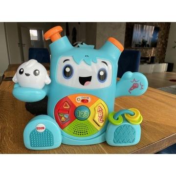 Interaktywny robot Rockit FISHER PRICE