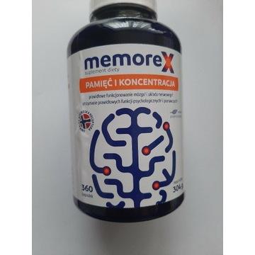 Memorex-Pamięć i koncentracja Tylko dziś cena 70zł