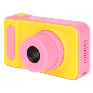 Aparat Cyfrowy Kamera + Karta 2GB + Smycz U127