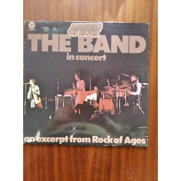 The Band - in concert