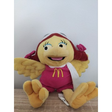 Unikatowa maskotka Birdie McDonald 1999