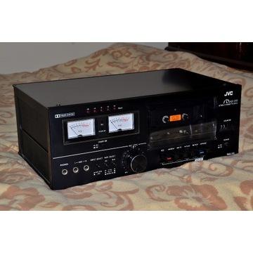 Magnetofon kasetowy JVC KD-21D - 1977 rok - unikat