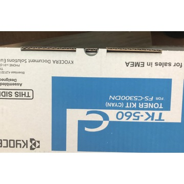 Tonery kyocer Tk 650 tk 560