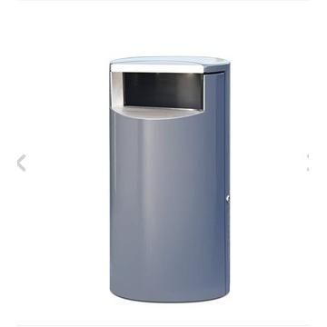 Lennox szary pojemnik na odpady 5 szt. 100L NOWY