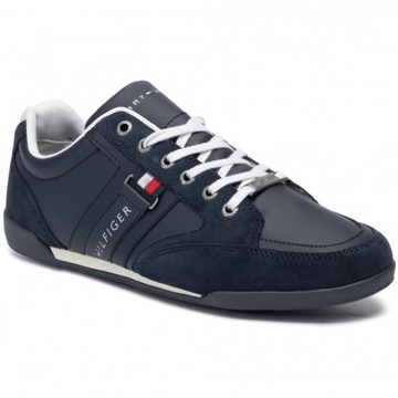 Sneakersy TOMMY HILFIGER Corporate Mix Cupsole 43