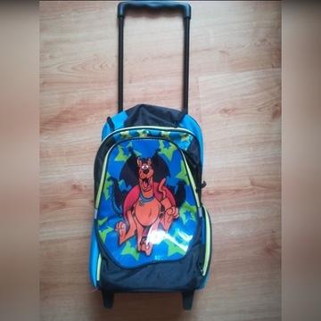 Plecak na kółkach dla dziecka