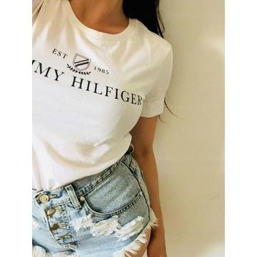 Koszulka Tommy Hilfiger biała M