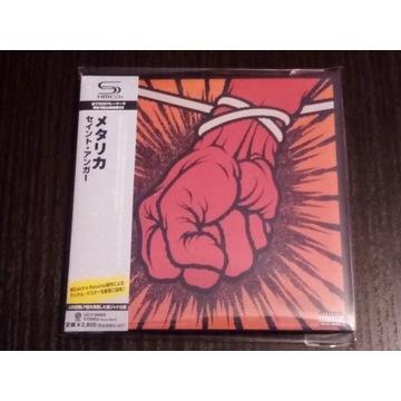 Metallica ST. Anger Japan