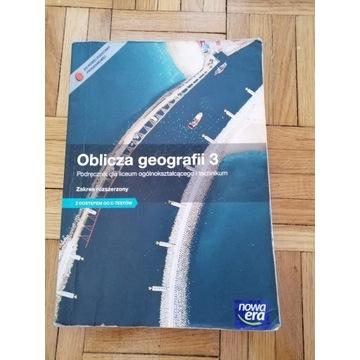 Oblicza geografii 3 podręcznik