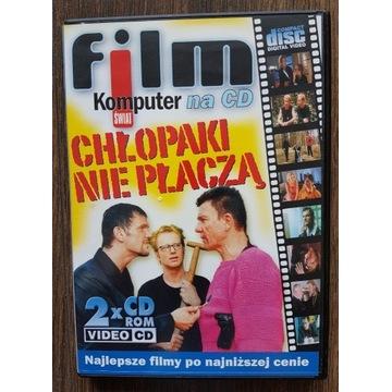Film Chłopaki nie płaczą na Video-CD VCD.