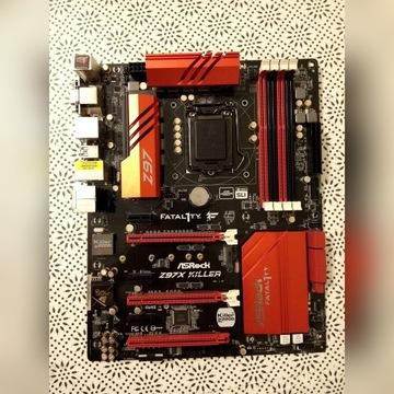 Asrock Z97X Fatal1ty socket 1150