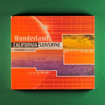 "California Sunshine ""Wonderland"" (CD)"