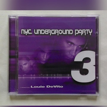 N.Y.C. Underground Party vol. 3