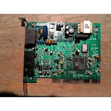 Karta faksmodem PCI Conexant RS54/SP-PCI