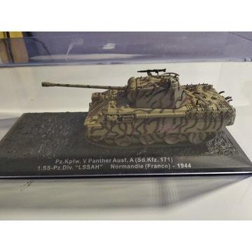 Model czołgu Panther