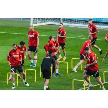 trening reprezentacji gdańska