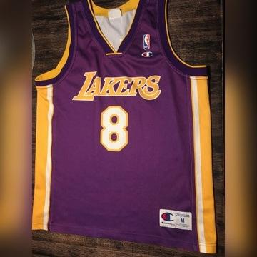 Koszulka NBA Champion Kobe 8 Shaq 34 LAKERS