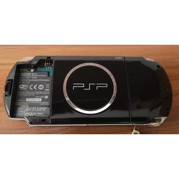 Sony PSP 3004 przerobiona, 8 gb.