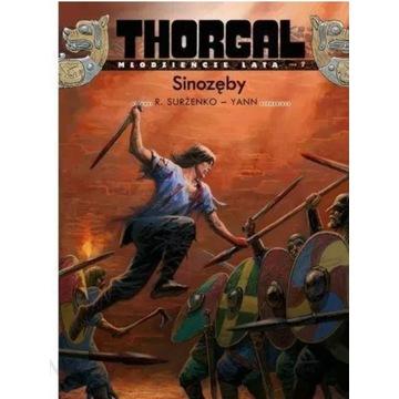 THORGAL MŁODZIEŃCZE LATA TOM 7