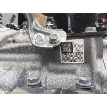 TOYOTA RAV4 2.2 D AWD, Skrzynia biegów automat