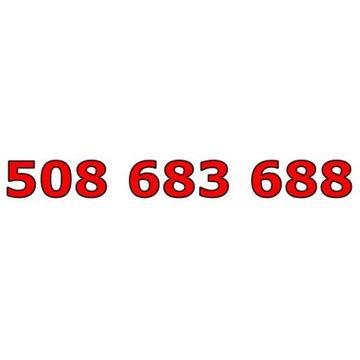 508 683 688 ORANGE ŁATWY ZŁOTY NUMER STARTER