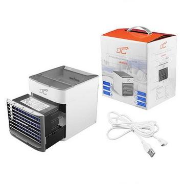 Mini klimator przenośny podświetlany 10W