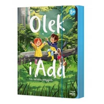 OLEK I ADA Sześciolatek Poziom B+ Pakiet BOX