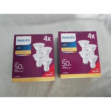 Żarówka Philips Led GU10 50W
