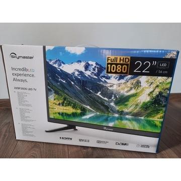 TELEWIZOR SKYMASTER 22SF3500 FullHD 22'