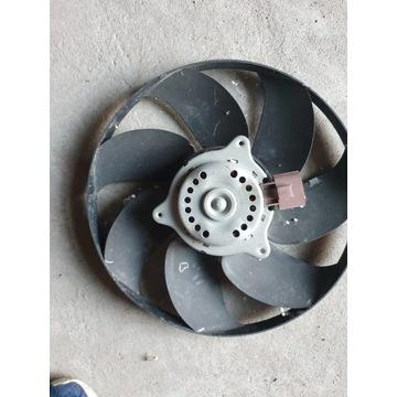 wentylator chłodnicy A13101612C-D FIESTA MK7