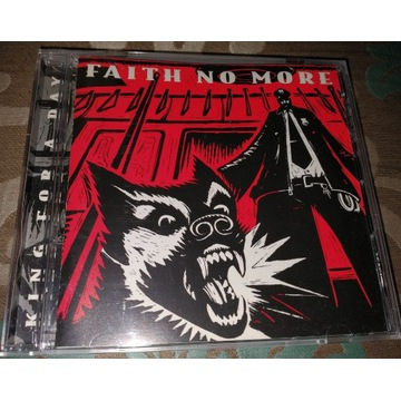 FAITH NO MORE King for a day fool for ... JAPAN CD