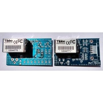 Tibbo EM202 x 2 AVT5110 AVT5157 MAX810