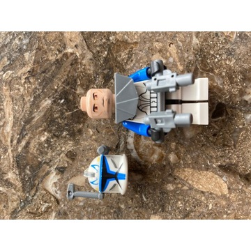 Lego Star Wars clone Captain Rex