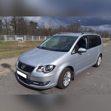 Volkswagen Touran 2.0 TDI 140 km idealny stan