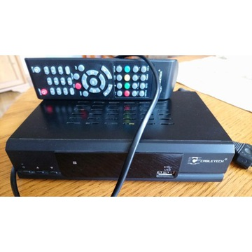 Tuner cyfrowy DVB-T. Cabletech