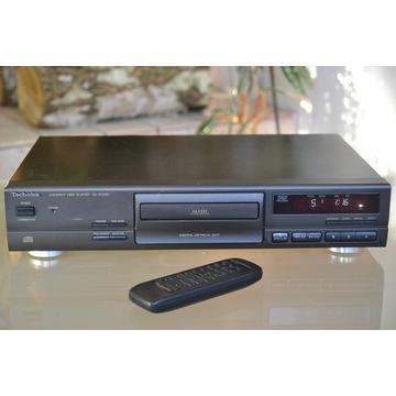 TechnicsSL-PG390 odtwarzacz CD z pilotem