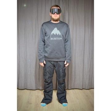 Spodnie snowboardowe Montec Doom Black