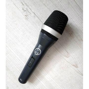 Mikrofon dynamiczny AKG D-5S