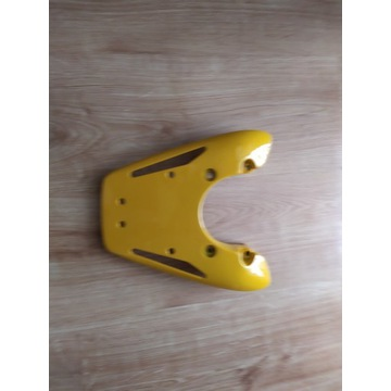 Bagażnik tylny żółty romet 777 baotian tanco