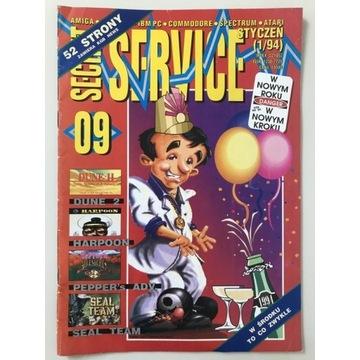 Secret Service numer 09 styczeń (1/94)