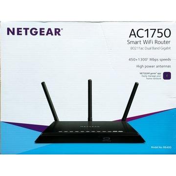 Router WiFi Netgear R6400 v.2