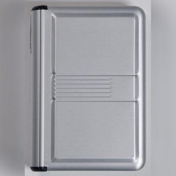 Organizer planer aluminium Antra kalendarz