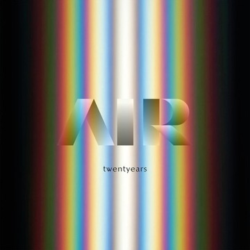 AIR - TWENTYEARS / 2CD