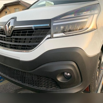 Renault Trafic 2019 przód,maska,zderzak DV369 2.0