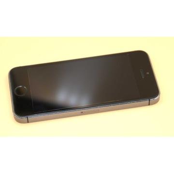 Iphone 5S - 16GB - czarny, używany - stan poprawny