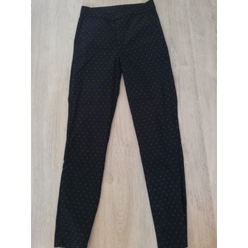 Spodnie damskie Reserved. Rozmiar XS 34 Stan bdb
