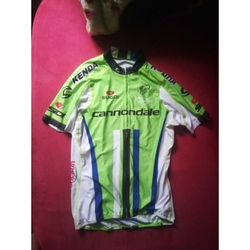 Koszulka Cannondale UCI Sugoi oryginalna rowerowa