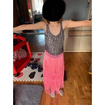 Taneczne suknie