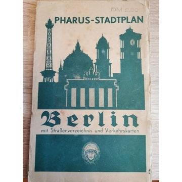 MAPA PHARUS-StadtPLAN BERLIN